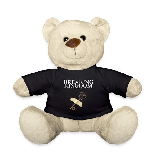 Breaking Kingdom schwarzes Design - Teddy