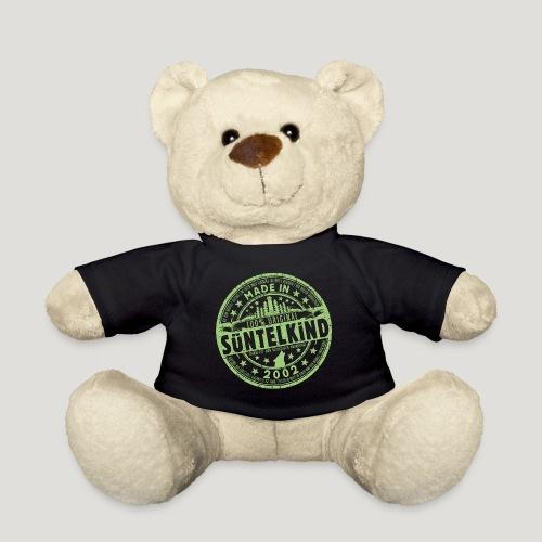 SÜNTELKIND 2002 - Das Süntel Shirt mit Süntelturm - Teddy