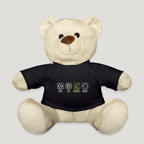 Sleep Eat Bushcraft Repeat - Teddy