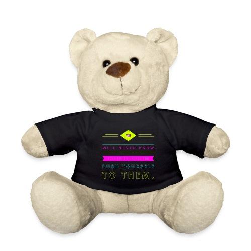 Inspiration Motivation Sprüche Positiv Geschenk 23 - Teddy