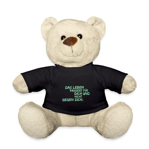 Inspiration Motivation Sprüche Positiv Geschenk 17 - Teddy