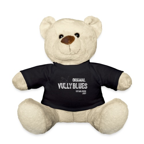 Ursprüngliches Vully Blues White Logo - Teddy