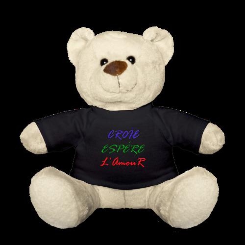 Tro Håp Kærlighet Colletcion - Teddybjørn