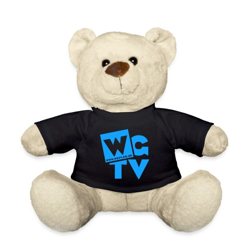 WGTV Logo Blue - Teddy Bear