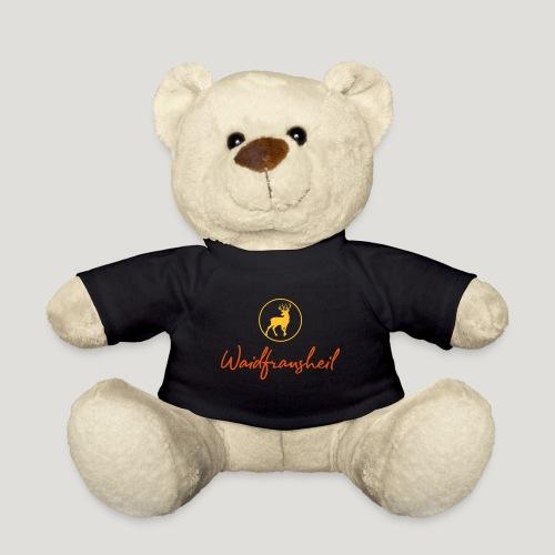 Waidfrausheil, ihr Jägerinnen! Jäger Shirt Jaeger - Teddy