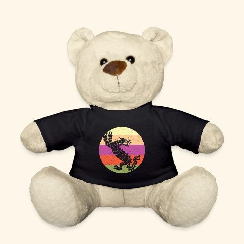 Peruvian Dragon Retro - Teddy Bear