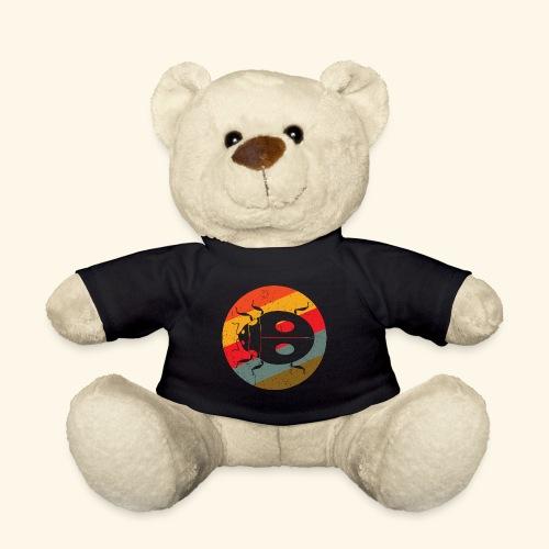 Latvian Ladybird Retro - Teddy Bear