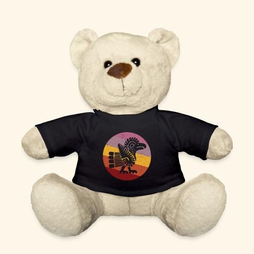 Navajo Style Turkey Retro - Teddy Bear