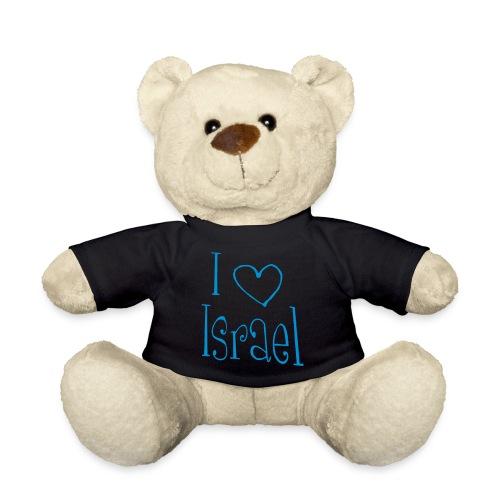 I love Israel - Teddy
