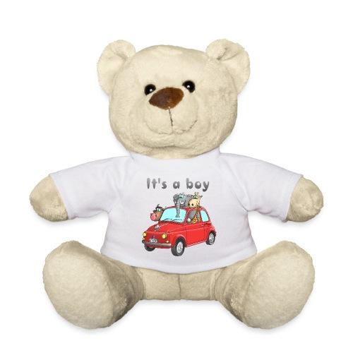 It's a boy - Baby - Cartoon - lustig - Teddy