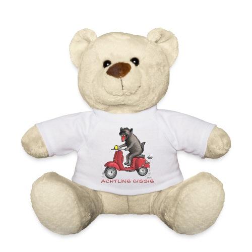 Hyäne - Achtung bissig - Teddy