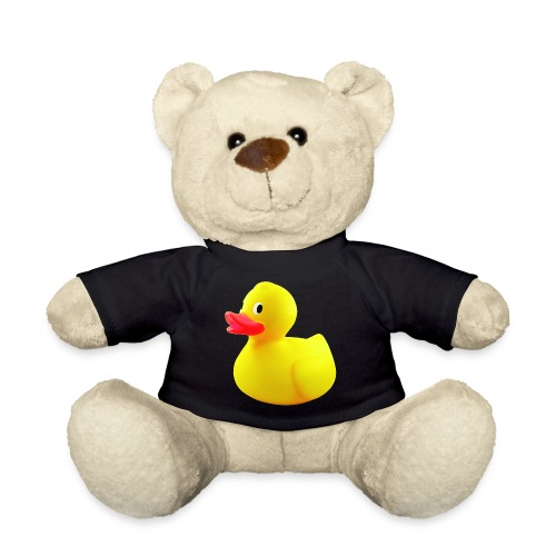 Rubber ducky - Teddy