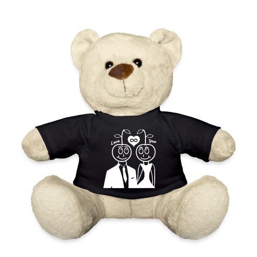 Happy Kirsche Weiß - Teddy