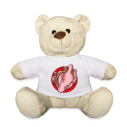 Herz Heart - Teddy