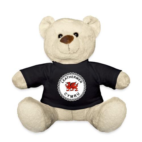 LeatherMen Cymru Logo - Teddy Bear
