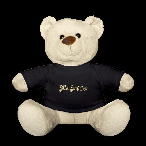 Feminine Collection - Teddybjørn
