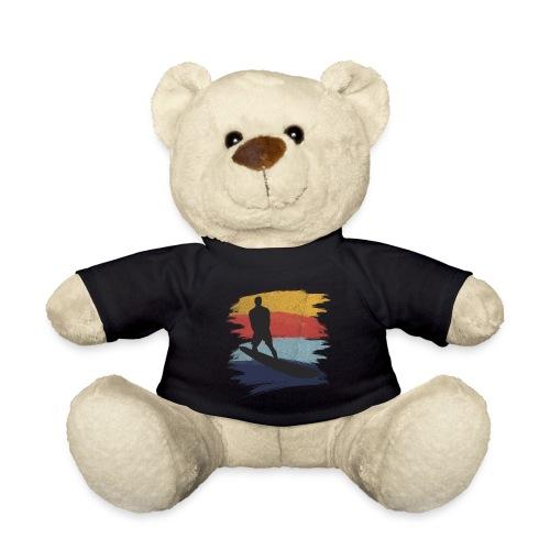 Wellenreiten Retro-Stil, Vintage - Teddy