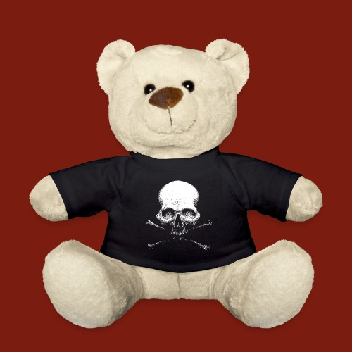 Old Skull - Teddy Bear