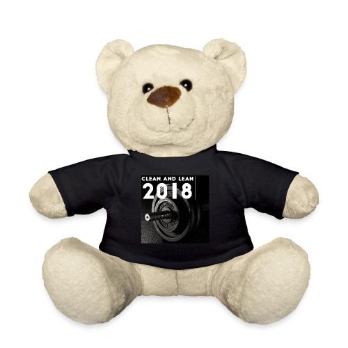 Clean and Lean 2018 - Teddy Bear
