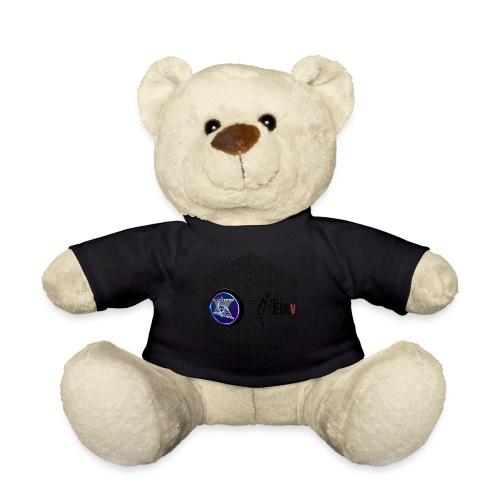 disen o dos canales cubo binario logos delante - Teddy Bear
