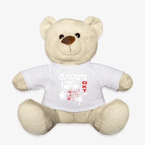 Outkasts Scum OKT Front - Teddy Bear