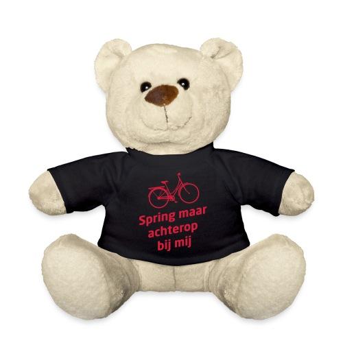 fiets achterkant - Teddy