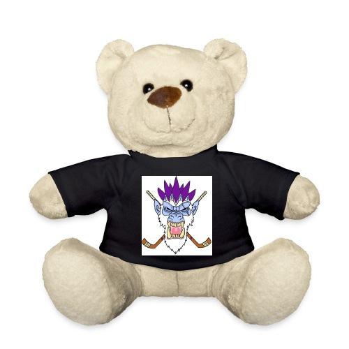 The Angry Yeti - Teddy Bear