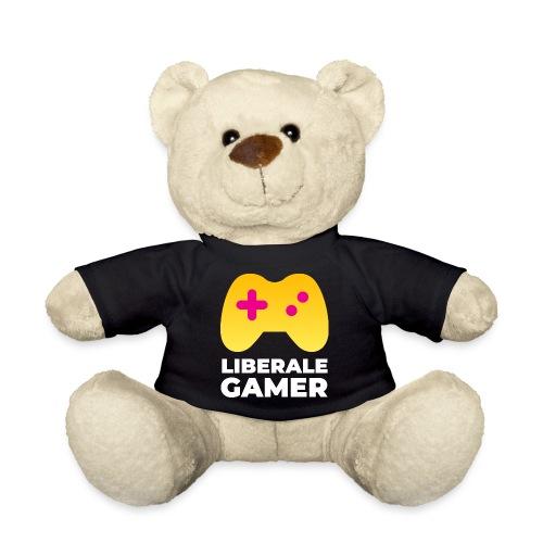 Liberale Gamer Logo - Teddy
