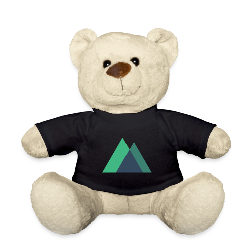 Mountain Logo - Teddy Bear