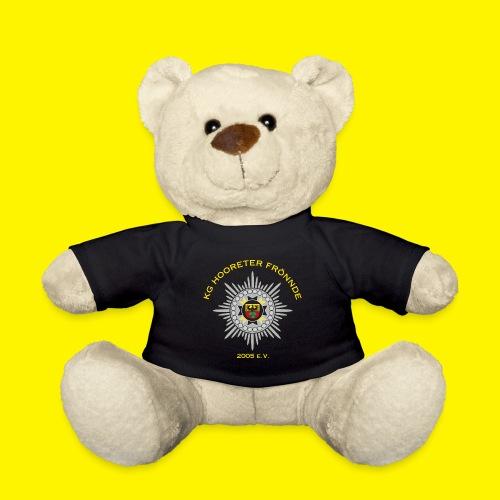 Gelbe Schrift - Teddy