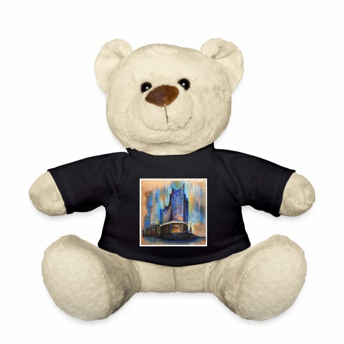 Elbphilharmonie Hamburg - Teddy