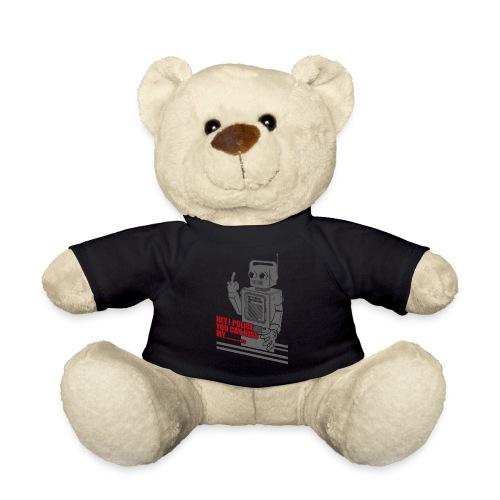 hey police dark knight - Teddybjørn