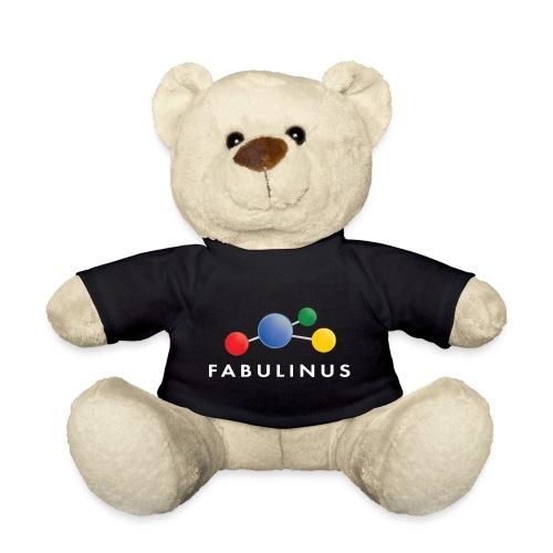 Fabulinus logo dubbelzijdig - Teddy