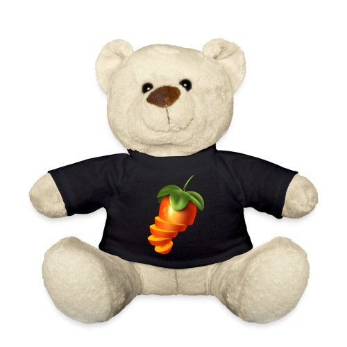 Sliced Sweaty Fruit - Teddy Bear