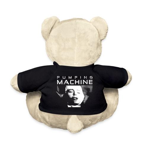 Negant logo + Pumping Machine - Teddybjørn
