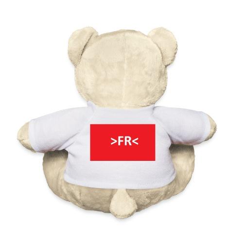 >FR< - Teddybjørn