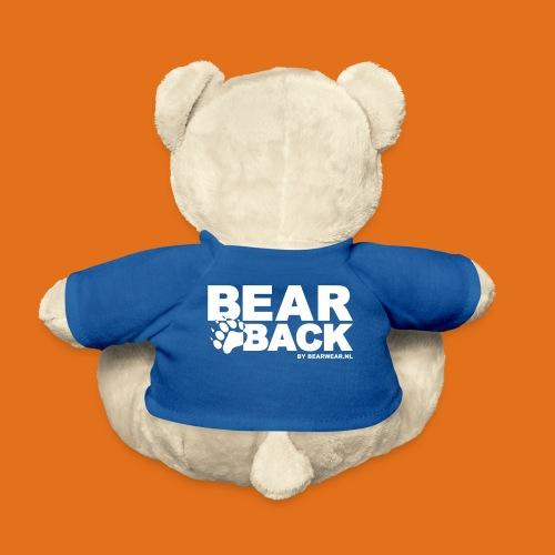 bearback new - Teddy Bear