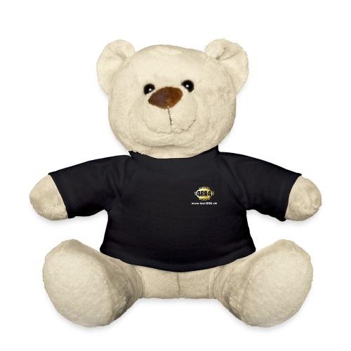 Logo vorn und hinten hell - Teddy