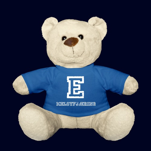 E - Meløyfjæring - Teddybjørn