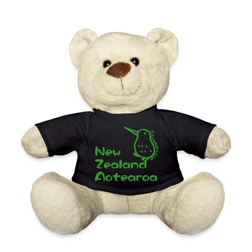 New Zealand Aotearoa - Teddy Bear