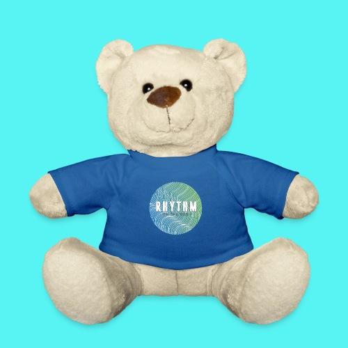Rhythm On The Run Logo - Teddy Bear