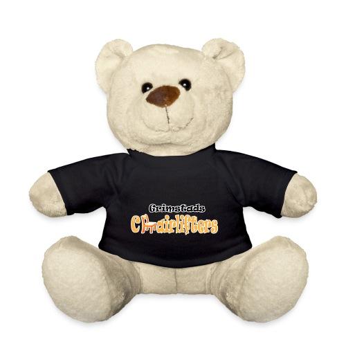 Uten bakgrunn med ramme - Teddybjørn