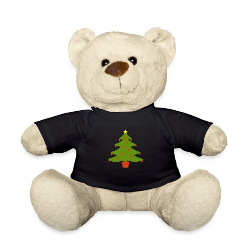 Christmas Tree - Teddy Bear