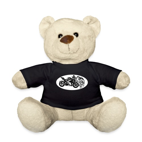 Fata_tricou - Teddy Bear