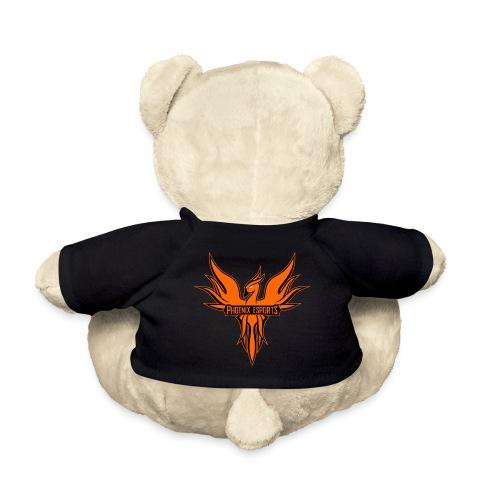 Phoenix Mascot 3Farben - Teddy