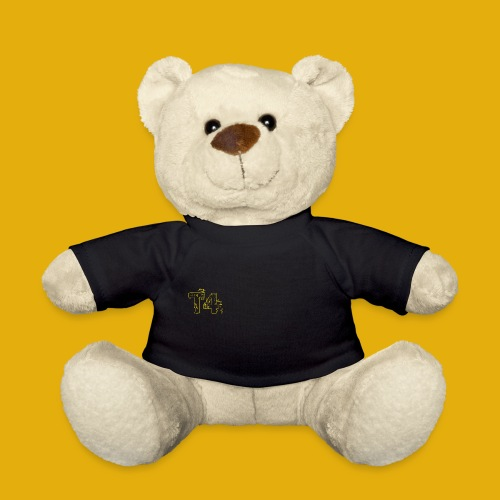 T4 Yellow White - Teddy Bear