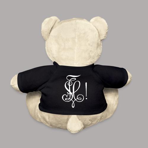 Zirkel, weiss (hinten) - Teddy