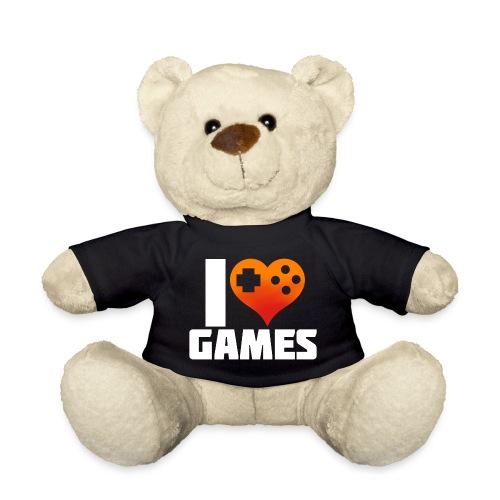 I <3 Games - Teddy