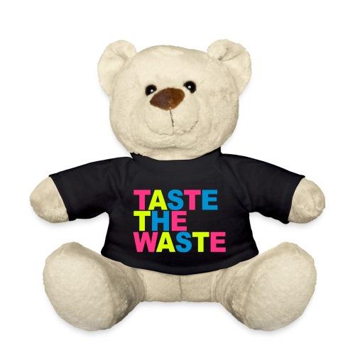 tastethewaste3farb - Teddy