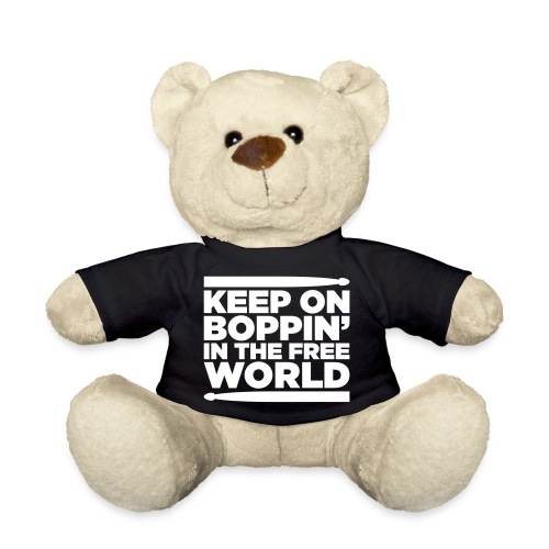 Keep on Boppin' - Teddy Bear